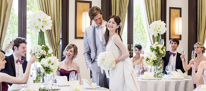 実際にカーサ フェリスで結婚式をあげたお客様のレポートを見る