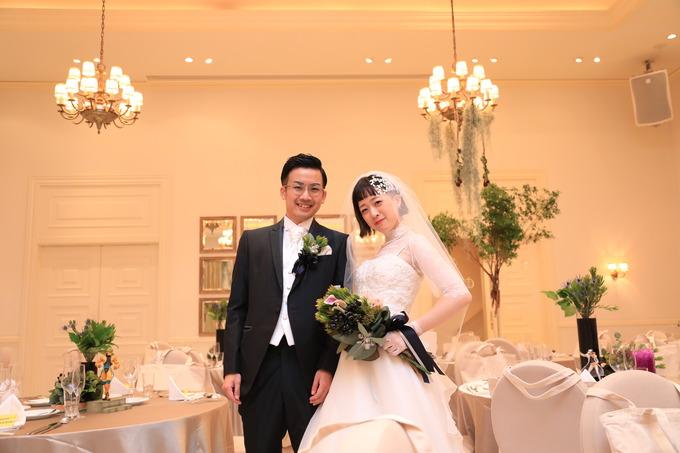 カトウの華麗な結婚式~祝福しろ~